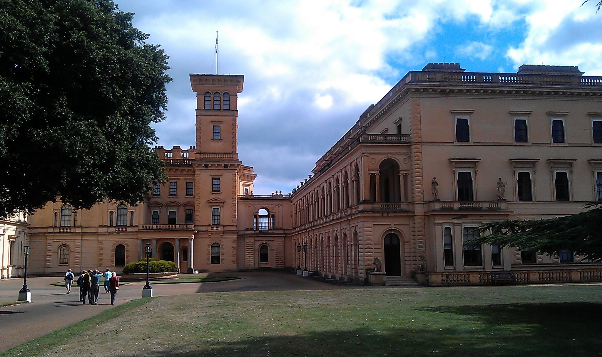 Osborne house haunted