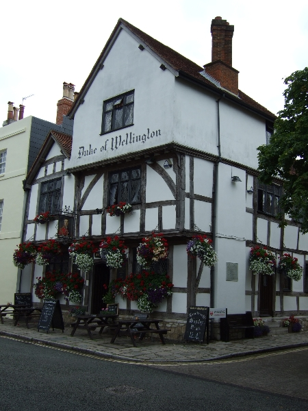 Duke of Wellington Pub
