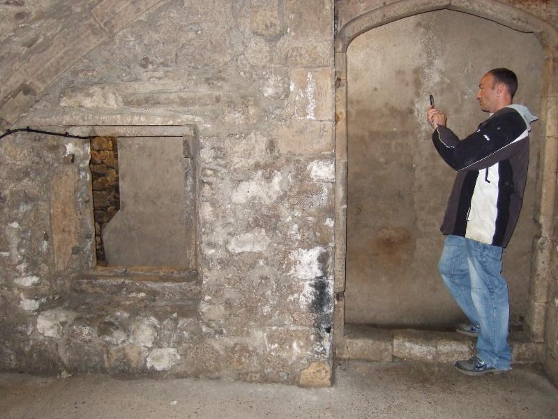 Medieval Vault Doorway