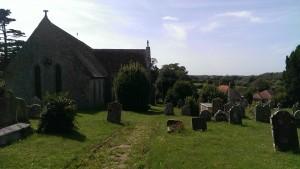 Calborne Church